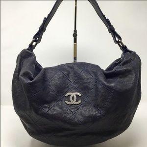 Chanel hobo bag
